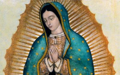 Fête de Notre Dame de Guadalupe – 12 décembre – Indulgence Plénière