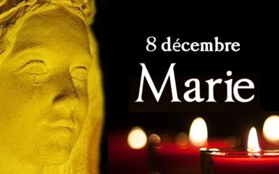 La fête de l'Immaculée Conception – 8 décembre
